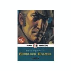 Noile aventuri ale lui Sherlock Holmes