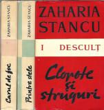 Zaharia Stancu - Descult, 3 volume