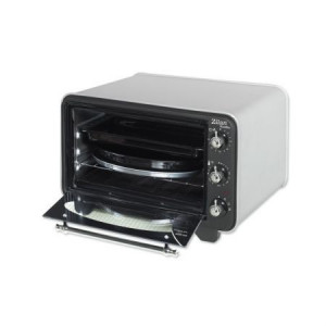 Cuptor Electric Classic Zilan,32 Litri, 1300W, Timer,Gratar,Tavi incluse