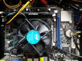 Kit placa de baza Socket 1155 ASRock + procesor I5-2400 Quad 3.1 GHz + cooler
