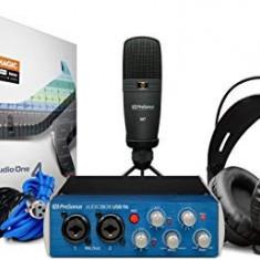 PreSonus AudioBox 96, soundcraft