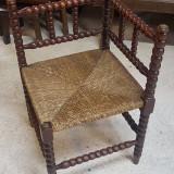 Scaun pentru colt