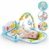Saltea Interactiva cu Pian - Centru de activitati 5 in 1 pentru Bebelus