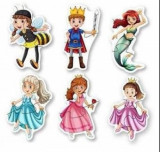 Cumpara ieftin Set 6 puzzle-uri - Personaje de basm