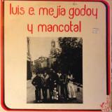 Vinil Luis Enrique Mejia Godoy Y Mancotal De Nicaragua – En Holanda (VG++)