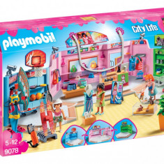 Centru comercial Playmobil City Life
