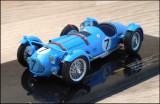 Macheta Talbot Lago T26GS nº 7 Le Mans (1951) 1:43 IXO