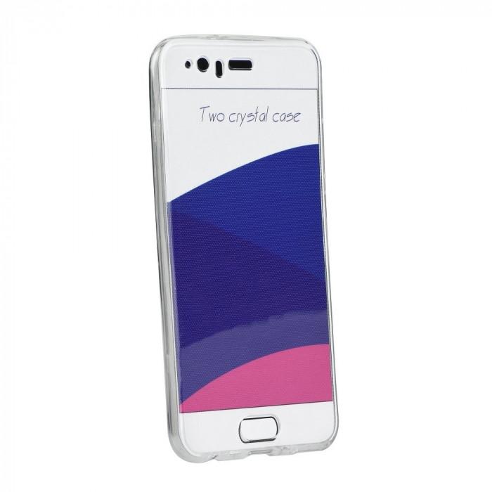 Husa SAMSUNG Galaxy S6 Edge Plus 360 UltraSlim (Transparent)