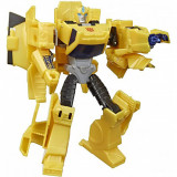 Figurina Transformers Cyberverse Action Attackers Warrior, Bumblebee E7084
