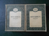 ION GHICA - OPERE 2 volume