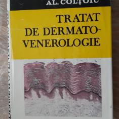 Tratat De Dermato-Venerologie vol I, partea I si partea a II-a - Al. Coltoiu