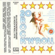 Caseta 20 Rock'n'Roll Hits (Silva-Sonderausgabe)