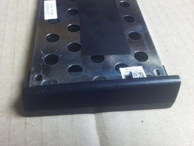 carcasa hdd hard disk + caddy Dell Inspiron 1545 & 1546 4570 P02F001 + suruburi foto