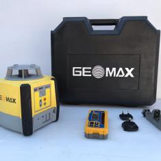 Nivela laser Rotativa GEOMAX Zone 20 M Fabricatie 2016