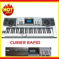 Orga Electronica cu 61 de clape MK810 USB, MP3