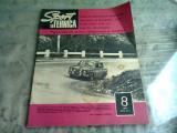 REVISTA SPORT SI TEHNICA NR.8/1971