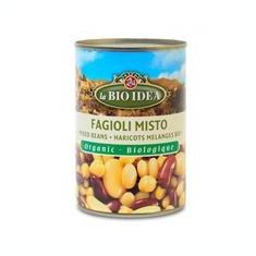 Fasole Amestec Eco Conserva Idea 400gr Cod: 8717496900159