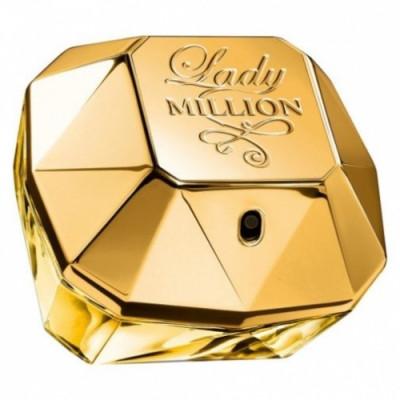 Apa de parfum Femei, Paco Rabanne Lady Million, 30ml foto