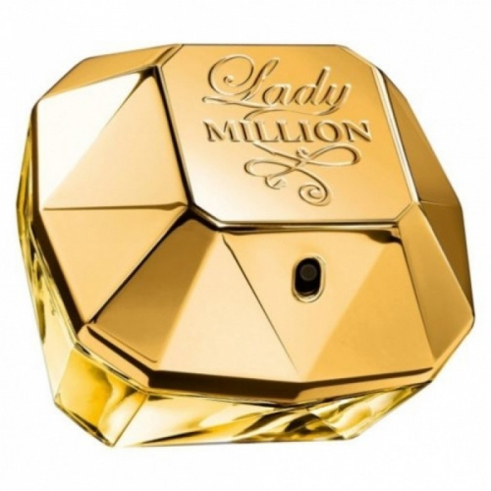 Apa de parfum Femei, Paco Rabanne Lady Million, 30ml