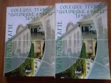 """Colegiul Tehnic """"gheorghe Asachi"""" Iasi Monografie Vol.1-2 - Dumitru Prunianu ,291936"""