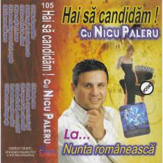 Caseta Nicu Paleru – Hai Să Candidăm La... Nunta Românească, original