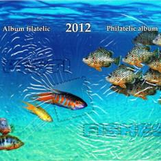 ROMANIA 2012 - ALBUM FILATELIC - PESTI- LP 1944 b