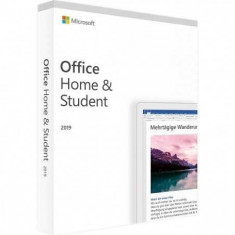 Microsoft Office 2019 Home and Student 32/64 bit, licenta electronica