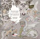 Animale fantastice. Carte de colorat pentru adulti, Aramis
