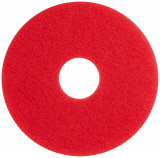 "Disc curatare si slefuire Glit, 10"" Red Buffering"