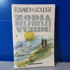 Elizabeth Goudge - Zodia delfinului verde
