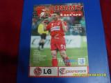 Program        Dinamo   -  Farul  Constanta