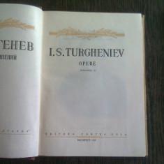 OPERE - I.S. TURGHENIEV VOL. III