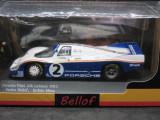 Macheta Porsche 956 L 24h LeMans 1983 CMR 1:43