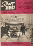 Revista SPORT si TEHNICA  - NR 12 / 1972.