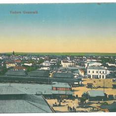 722 - CRAIOVA, Market, Panorama, Romania - old postcard - unused - 1915