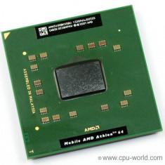 Procesor laptop AMD Athlon 64 3400+ 2.2GHz Socket 754 AMN3400BKX5BU