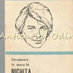 Introducere In Opera Lui Nichita Stanescu - Alex. Stefanescu