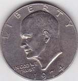 SUA USA 1 DOLAR DOLLAR 1974 VF+