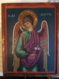 Icoana pictata de Dante Grechi