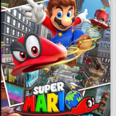 Joc consola Nintendo SUPER MARIO ODYSSEY pentru Nintendo Switch