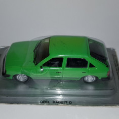 Macheta Opel Kadet D 1/43 Deagostini