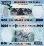 Rwanda 2015 - 1000 francs UNC