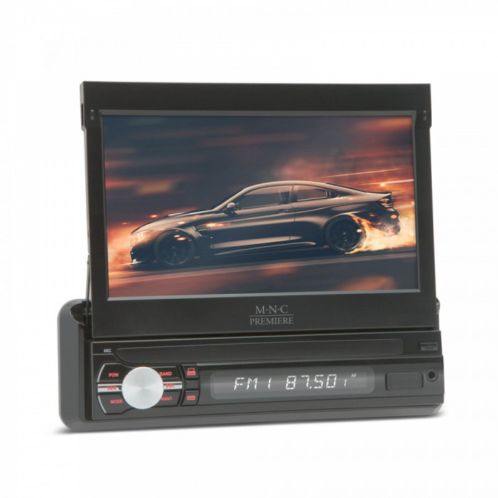 """Player auto multimedia 7"""" - m.n.c """"premiere""""- android, 1 buc., 39719"""