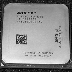 Procesor AMD FX 6100 ( FX6100 ) socket AM3+ 14MBcache 3.3-3.9Ghz 6 core Hexacore