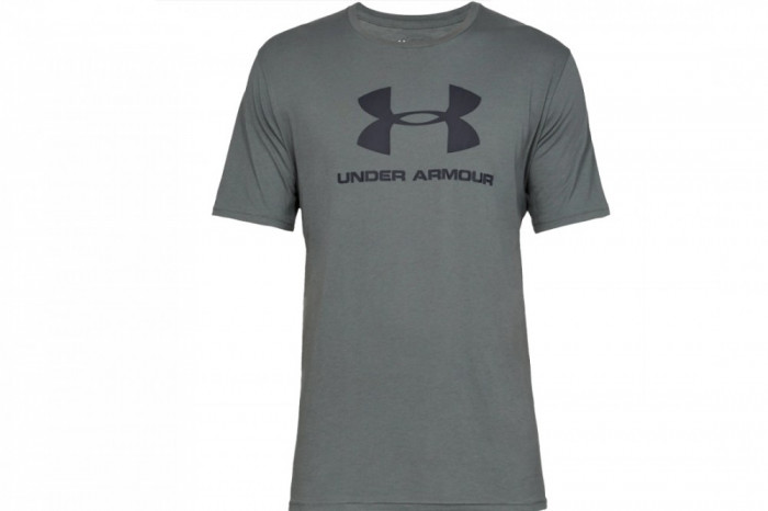 Tricou Under Armour Sportstyle Logo Tee 1329590-012 pentru Barbati