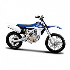 Motocicleta Maisto Yamaha YZF 450F, 1:12