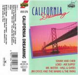 Caseta audio various -  California Dreaming, originala, Casete audio