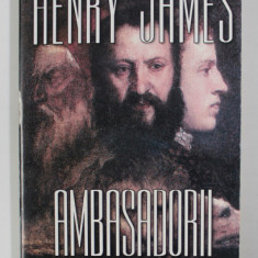 AMBASADORII de HENRY JAMES , 2003