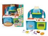 Bucatarie de jucarie pentru copii cu accesorii