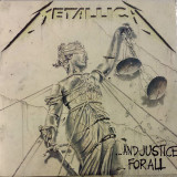 Metallica – And Justice For All (2 LP - Europe - VG), VINIL